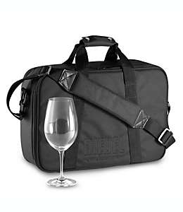 Bolsa de lona Riedel® para transportar copas
