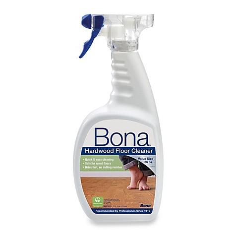 Bona 174 36 Ounce Hardwood Floor Cleaner Spray Bottle Bed