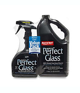 Limpiador de vidrios Hope's® Perfect Glass®, de 946.35 mL con repuesto