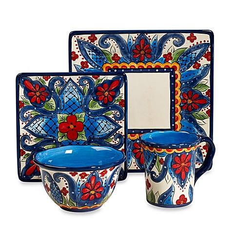 Delightful Tabletops Unlimitedu0026reg; Lucca Square Dinnerware