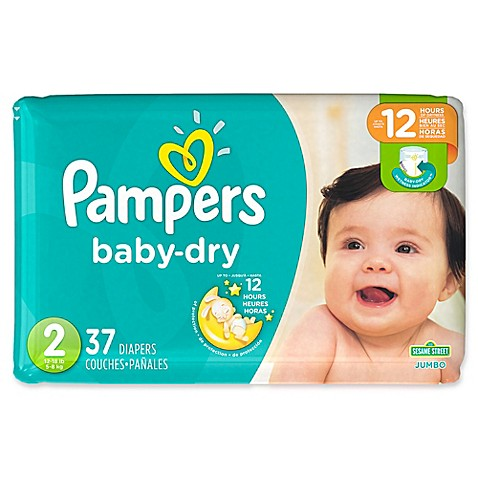 With Pampers® Baby Dry disposable diapers now your baby can get up to 12 hours of overnight protection ; Up to 12 hours of overnight protection ; 3 layers of protection versus only 2 in an ordinary diaper ; Fun Sesame Street designs ; Fits babies from lb/5(K).
