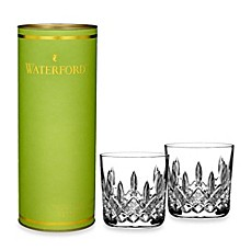 image of Waterford® Giftology Lismore Tumblers (Set of 2)
