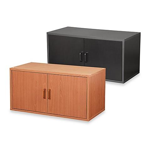 Foremost 2-Door Storage Cube  sc 1 st  Bed Bath u0026 Beyond & Foremost 2-Door Storage Cube - Bed Bath u0026 Beyond