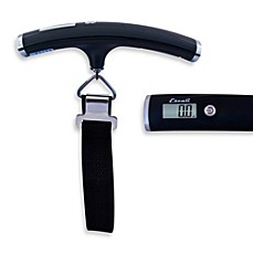 samsonite manual luggage scale instructions