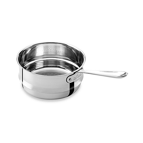 All-Clad Stainless Steel 3 qt. Universal Steamer