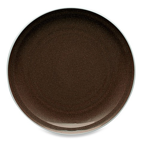 Noritake® Colorvara Salad Plate in Chocolate