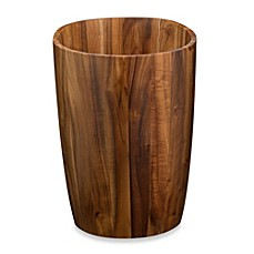 bathroom wastebasket. image of Acacia Vanity Wastebasket Bath Cans  Trash Can Step On more Bed
