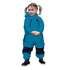 image of Tuffo Muddy Buddy Rain Suit in Blue