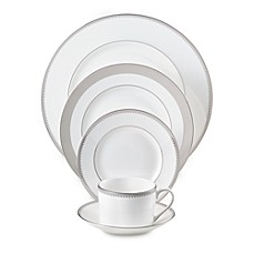 Vera Wang Wedgwood® Grosgrain Dinnerware Collection  sc 1 st  Bed Bath u0026 Beyond & Fine China | China Dinnerware Sets | Bed Bath u0026 Beyond