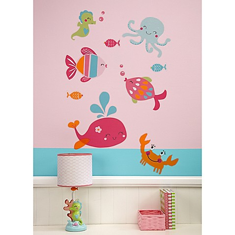 carter\'s® Under the Sea Wall Decals - Bed Bath & Beyond