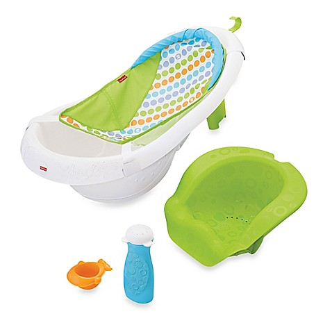 Fisher-Price® 4-in-1 Sling \'n Seat Bath Tub - buybuy BABY