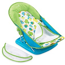 image of Summer Infant® Bath Tub Sling with Warming Wings in Blue