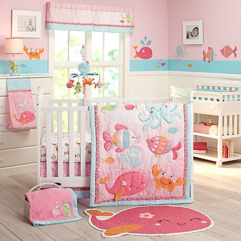 carter's® Under the Sea Crib Bedding Collection - Bed Bath ...