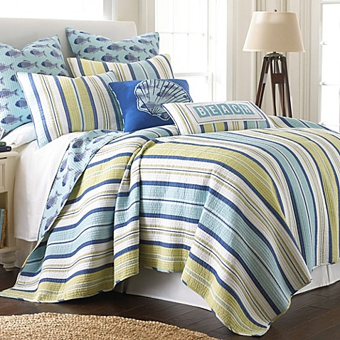 Hampton Reversible Quilt Bed Bath Beyond