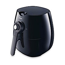 image of Philips Viva Collection Air Fryer in Black