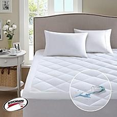 Image Of Sleep Philosophy 3m Serenity Waterproof Mattress Pad