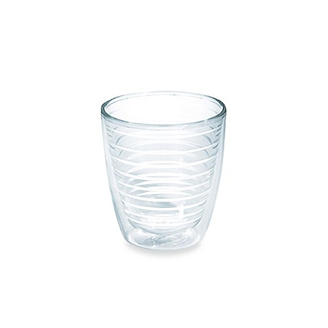 Tervis 174 12 Ounce Clear Tumbler Bed Bath Amp Beyond