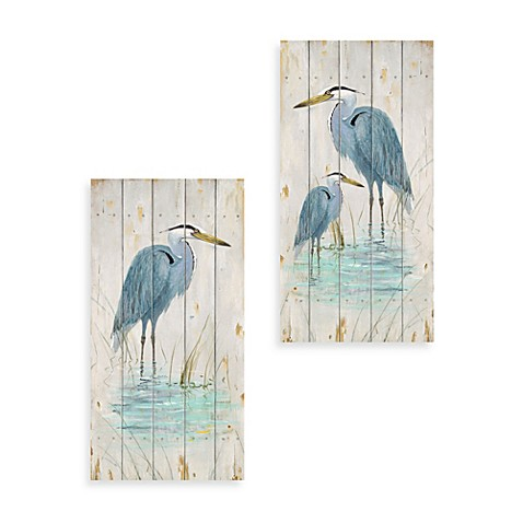 blue heron wood wall plaques blue heron wood wall plaques   bed bath  u0026 beyond  rh   bedbathandbeyond