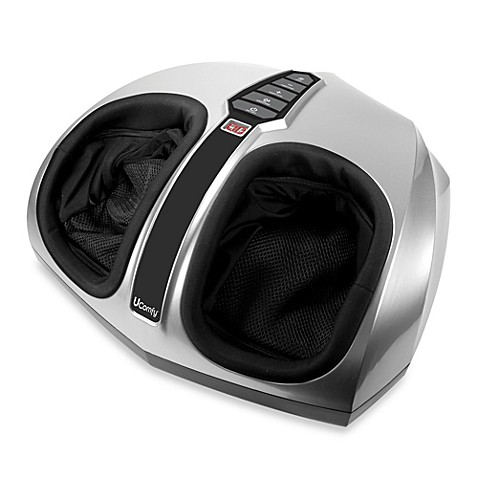 u-comfy shiatsu foot massager - bed bath & beyond
