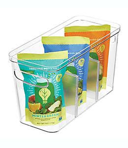 Organizador para refrigerador de plástico iDesign®