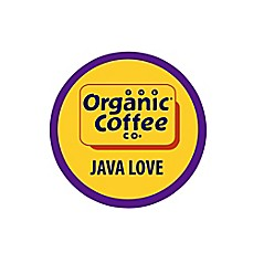 image of 36-Count OneCup™ Organic Coffee Company Java Love for Single Serve Coffee Makers