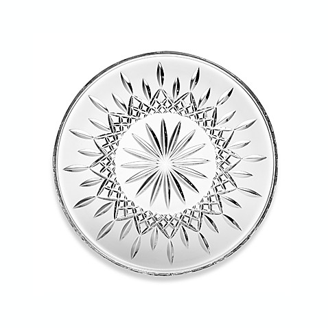 Lismore Crystal 12-Inch Cake Plate