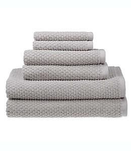 Set de toallas de algodón SALT™ Quick Dry color gris aleación