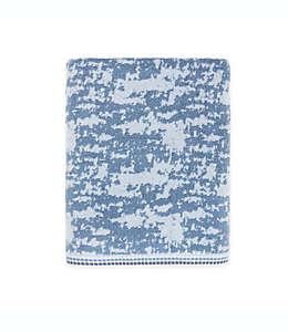 Toalla de medio baño Wamsutta® Collective Marble azul marino