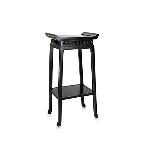 Chow Table In Antique Black