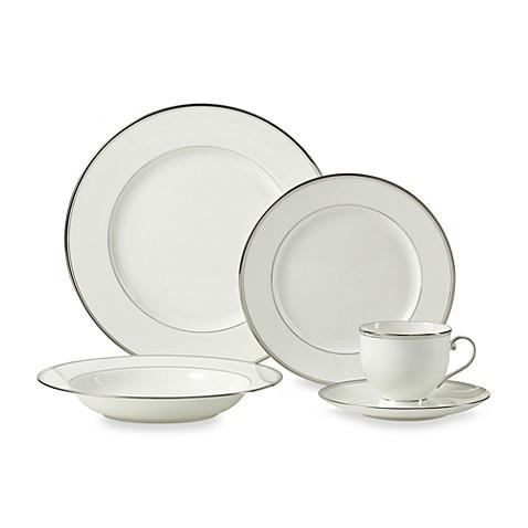 gothic platinum dinnerware