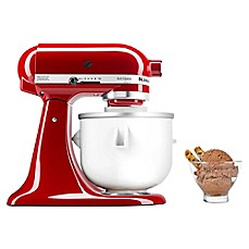 image of KitchenAid® Ice Cream Maker Bowl Attachment