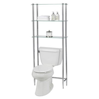 over toilet etagere | Bed Bath & Beyond
