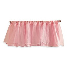image of Tadpoles™ by Sleeping Partners Tulle Window Valance in Pink