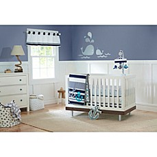 image of Just Born® High Seas Bedding Collection 3-Piece Crib Set