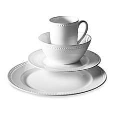 image of Tabletops Unlimited® Otella Bone China 16-Piece Dinnerware Set  sc 1 st  Bed Bath \u0026 Beyond : bed bath beyond dinnerware - pezcame.com