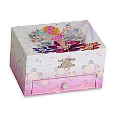 image of Mele & Co. Ashley Musical Ballerina Jewelry Box