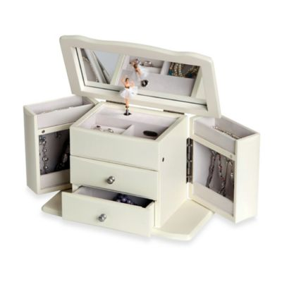 mele co jewelry box Bed Bath Beyond