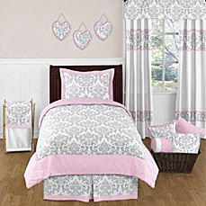 image of sweet jojo designs elizabeth bedding collection