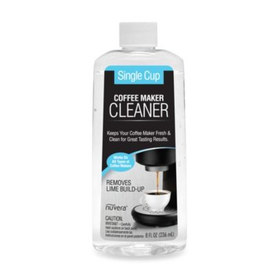 Single Cup Coffee Maker 8-Ounce Cleaner/Descaler - Bed Bath & Beyond