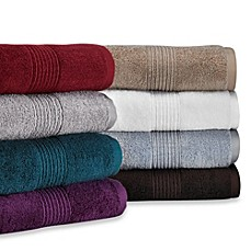 image of Eucalyptus Origins™ Tencel® Lyocell/Cotton Bath Towel Collection