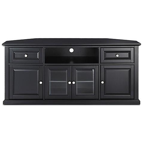 crosley 60 inch tv stand bed bath beyond. Black Bedroom Furniture Sets. Home Design Ideas