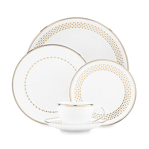 kate spade new york Richmont Road™ 5-Piece Place Setting