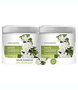 Gel absorbente de olores Smells Begone® aroma White Gardenia