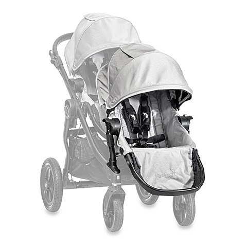 Baby Jogger 174 City Select 174 Second Seat Kit In Silver