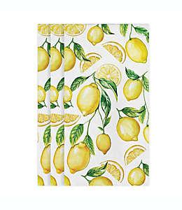 Toallas desechables de papel Lots of Lemons
