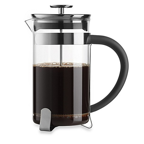 Bialetti Reg Simplicity 8 Cup French Press Coffee Maker