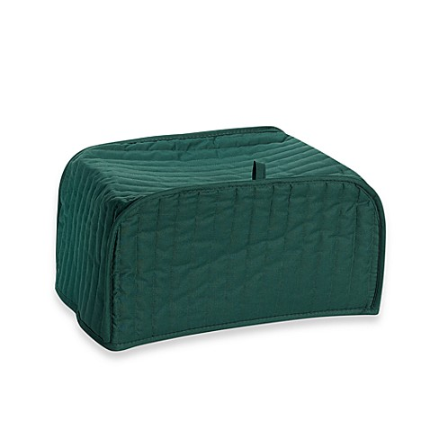 Green Toaster Oven Cover