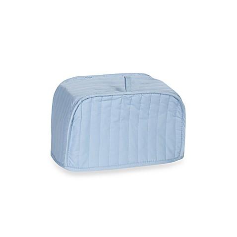 light blue two slice toaster cover bed bath beyond. Black Bedroom Furniture Sets. Home Design Ideas