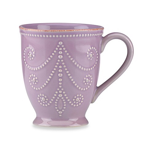 Lenox® French Perle Mug in Violet