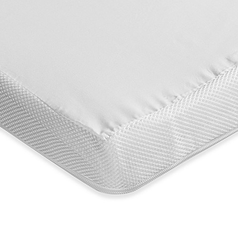 Buy therapedic 2 inch twin twin extra long memory foam mattress topper from bed bath beyond Memory foam mattress topper twin